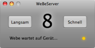 Control your Mac and PC with WeBe!